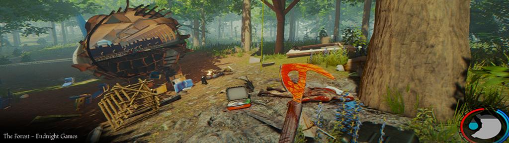 The Forest: riprendi in mano la tua vita
