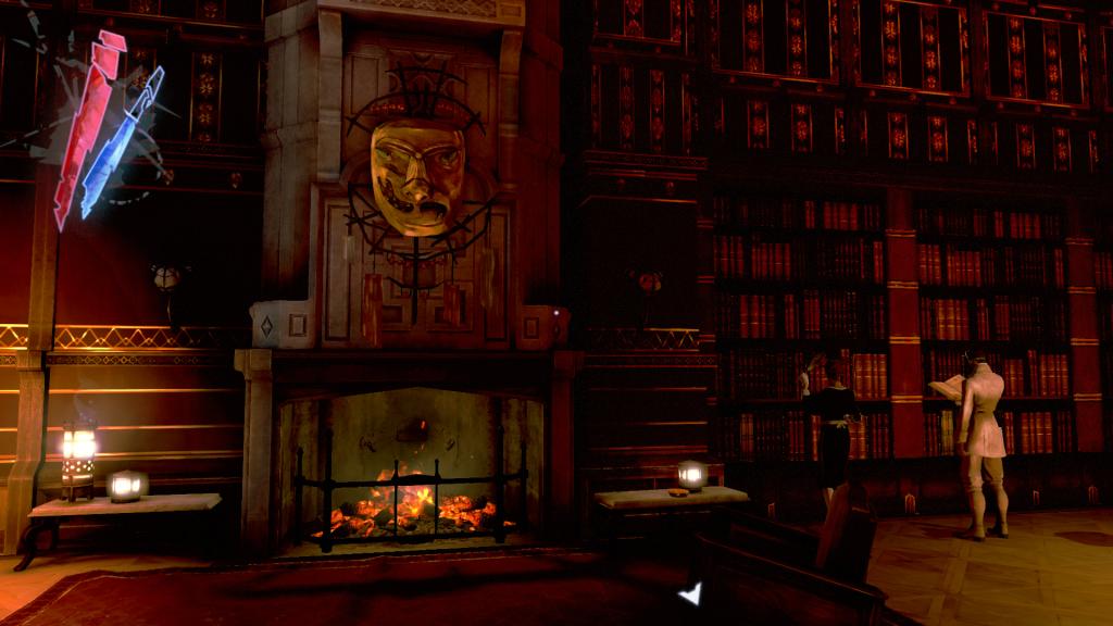 Dishonored libreria