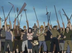 Naruto scontro con Zabuza e Haku - principio della persuasione social proof