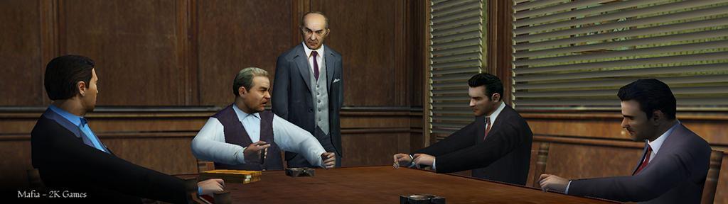 Mafia 1: sopravvivere alla società