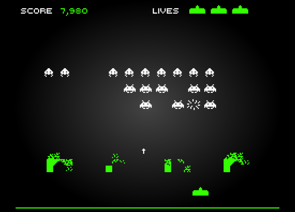 Space Invaders livelli