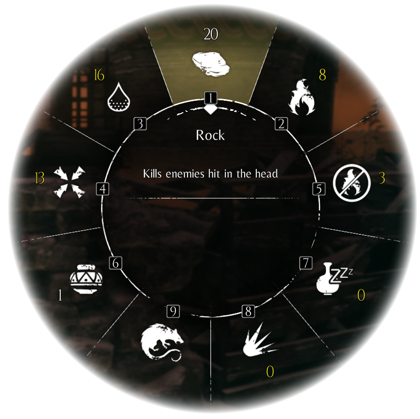 A Plague Tale roccia